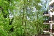 Exceptionnel attique neuf à Champel