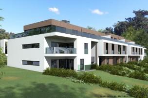 Rez-de-jardin en duplex avec double terrasse