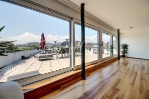Magnifique et spacieux duplex contemporain à Genève