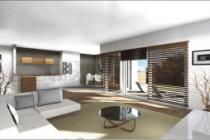 Bel appartement traversant en premier étage, avec balcons