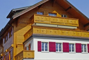 Chalet Contemporain – investissement
