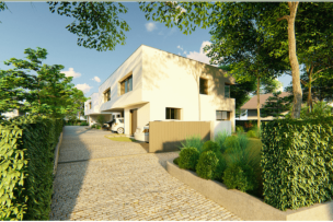 BELLES VILLAS CONTIGUES A CHAMBESY