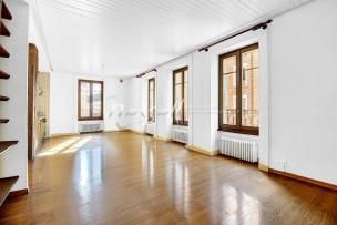 Superbe appartement ancien idéalement situé