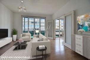 Confortable et lumineux appartement à Champel