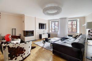Exceptionnel : appartement rénové en vieille ville